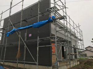 新築・平屋・外壁