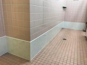 タイル トイレ 補修